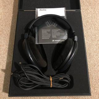 ゼンハイザー(SENNHEISER)のsennheiser HD6XX Massdrop ヘッドフォン(ヘッドフォン/イヤフォン)