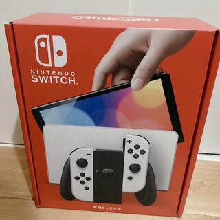 Nintendo Switch - 【新品未使用】新型スイッチ Nintendo Switch  有機EL ホワイト