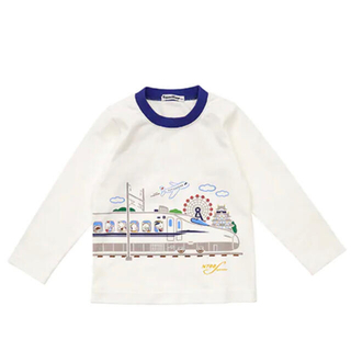 familiar - 新品 ファミリア JR東海 コラボ Tシャツ