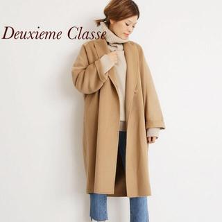 DEUXIEME CLASSE - タグ付き新品◇Deuxieme Classe AVA ADORE ウールコート