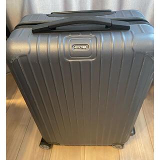 リモワ(RIMOWA)のリモワ サルサ 4輪 35L マットグレー rimowa(トラベルバッグ/スーツケース)