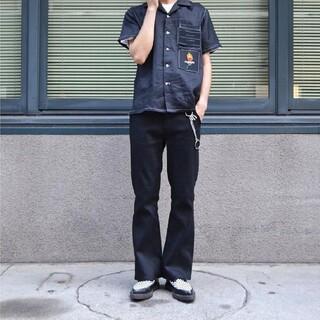 NOiSE CRAFT ブーツカットパンツ(デニム/ジーンズ)