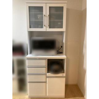 ニトリ(ニトリ)のニトリ 食器棚 キッチンボード カップボード(キッチン収納)