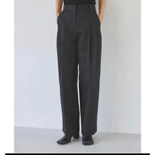 TODAYFUL - TODAYFUL Tuck Twill Trousers 36