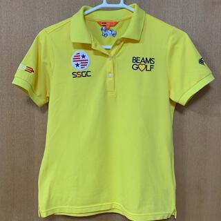 ビームス(BEAMS)のビームスゴルフ BEAMSGOLF ポロシャツ レディース(ウエア)
