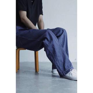 COMOLI - COMOLI × レショップ 別注 デニム オーバーパンツ 1