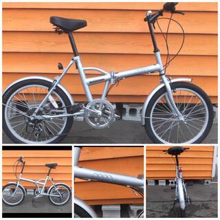 AUDI - 手渡し限定 北海道 札幌市 アウディ 折りたたみ自転車 倉庫保管