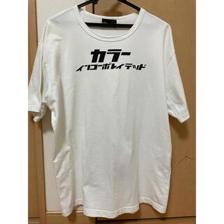 カラー(kolor)のkolor 19ss カラーインコーポレイテッド (Tシャツ/カットソー(半袖/袖なし))