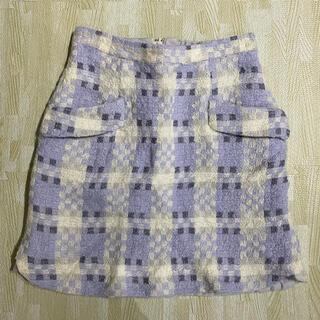 リランドチュール(Rirandture)のリランドチュール  スカート こじはる着用 小嶋陽菜(ミニスカート)