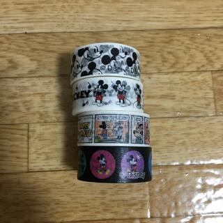 Disney - マスキングテープ 四つまとめ売り