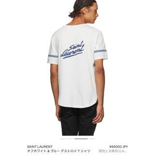 Saint Laurent - Saint Laurent Tシャツ Lサイズ メンズ