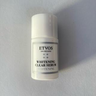エトヴォス(ETVOS)のエトヴォス ホワイトニングクリアセラム(美容液)