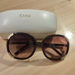 Chloe - 【Chloe】クロエ 定番サングラス ブラウン