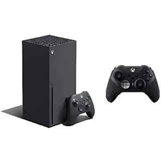 Xbox - Xbox Series X + Xbox Elite シリーズ 2セット