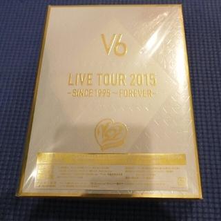 ブイシックス(V6)のLIVE TOUR 2015 -SINCE 1995~FOREVER-(初回生産(ミュージック)