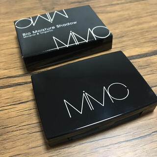 MiMC - MiMC ビオモイスチュアシャドー アイシャドウ 06 ムーンニンフ