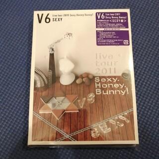 ブイシックス(V6)のV6 live tour 2011 Sexy.Honey.Bunny!(Sexy(ミュージック)