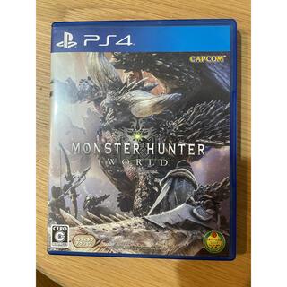 CAPCOM - モンスターハンター:ワールド PS4