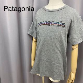 patagonia - Patagonia パタゴニア Tシャツ 半袖 フロントロゴ