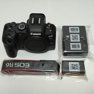 Canon - EOS R6 ボディ 2021/9/27購入