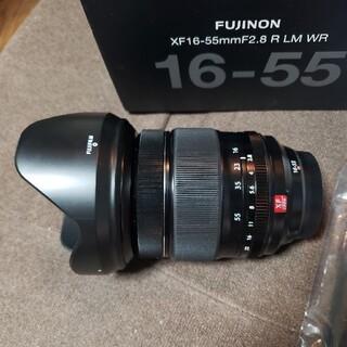 富士フイルム - 富士フイルム XF16-55mmF2.8 R LM WR 美品