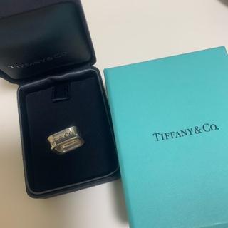 Tiffany & Co. - 【Tiffany】スクエアリング