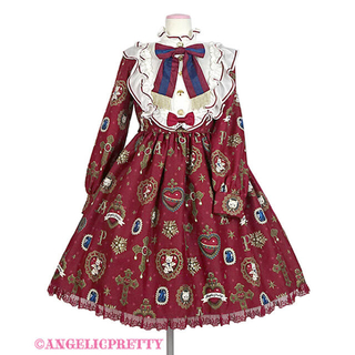 Angelic Pretty - Noble Collection ワンピース+カチューシャ