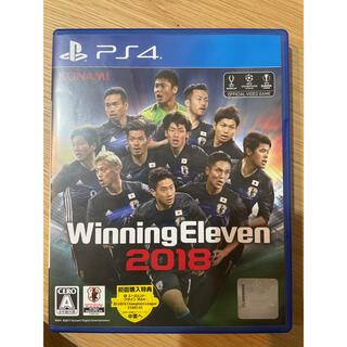 KONAMI - ウイニングイレブン 2018 PS4