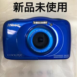 Nikon - Nikon COOLPIX W150 BLUE お値下げ中