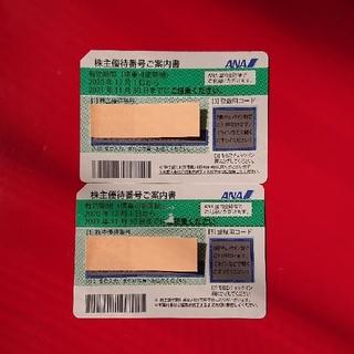 エーエヌエー(ゼンニッポンクウユ)(ANA(全日本空輸))の値下げ ANA 優待券(その他)