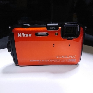 Nikon -  Nikon クールピクス AW100