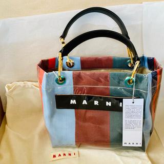 Marni - ★新品【MARNI】GLOSSY GRIP TOTE BAG