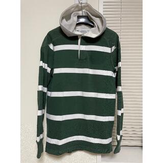 ポロラグビー(POLO RUGBY)のラグビー ラルフローレン メンズ ラガーシャツ ラグビーシャツ 長袖 RUGBY(Tシャツ/カットソー(七分/長袖))