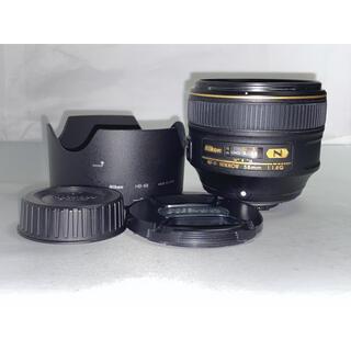 Nikon - 【美品】Nikon AF-S NIKKOR 58mm f1.4G ED N