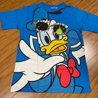 Disney - ディズニー Tシャツ ドナルド S