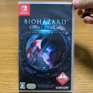 Nintendo Switch - バイオハザード リベレーションズ アンベールド エディション Switch