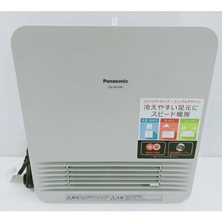 【美品】パナソニック セラミックファンヒーター  DS-FN1200-W(ファンヒーター)