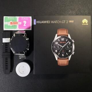 HUAWEI - Huawei watch gt 2 46mm  クラシック