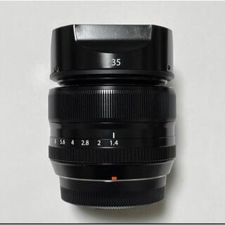 富士フイルム - XF35mm F1.4 R 美品
