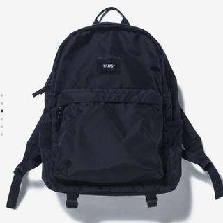 W)taps - ダブルタップス BLACKバッグパック完売新品
