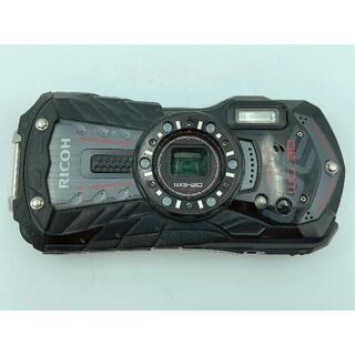 リコー(RICOH)のRICOH WG-30 リコー 防水 耐衝撃 デジタルカメラ(コンパクトデジタルカメラ)