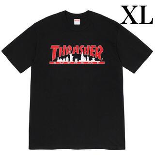 Supreme thrasher skyline tee XL(Tシャツ/カットソー(半袖/袖なし))