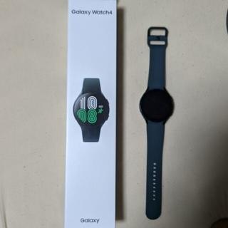 ギャラクシー(Galaxy)のgalaxy watch4 44mm ファントムグリーン ほぼ新品(腕時計(デジタル))