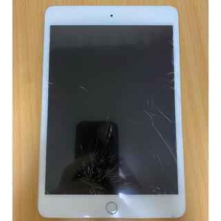 Apple - iPad mini 4 Wi-Fi + Cellular 16GB シルバー