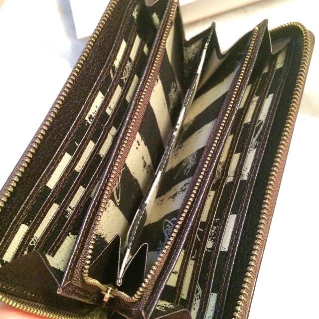 Vivienne Westwood(ヴィヴィアンウエストウッド)のVivienne Westwood▼長財布 レディースのファッション小物(財布)の商品写真
