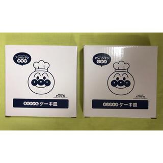 アンパンマン - ケーキ皿 2枚セット