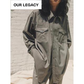 マルタンマルジェラ(Maison Martin Margiela)のOUR LEGACY アワーレガシー シャツ 44 XS(シャツ)