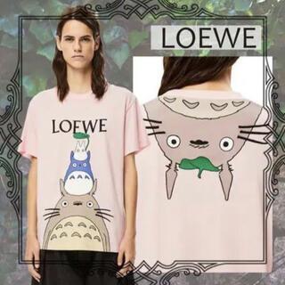 LOEWE - 正規品ロエベ*トトロ*コラボTシャツ