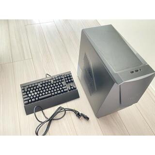 ASUS - ASUS(ROG) ゲーミングPC CORSAIRキーボードセット