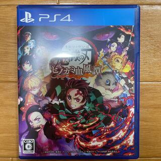 PlayStation4 - 鬼滅の刃 ヒノカミ血風譚 PS4